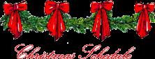 Christmas border 3